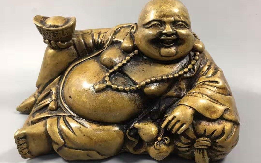EL secreto de la sonrisa del Taoista